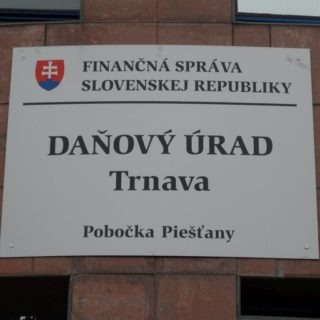 daňový úrad Trnava