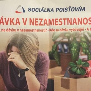 nárok na dávku v nezamestnanosti